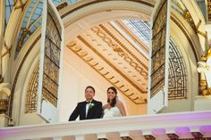 arch happily ever after / Koru Wedding Style: {Pink & Ivory San Francisco Wedding} Ava & Sercio