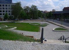Neugestaltung Ecke Möckernstrasse-Hallesches Ufer