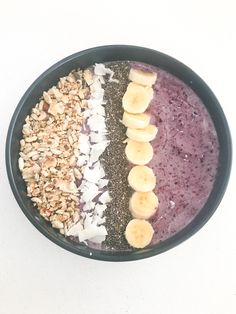 Smoothie Bowl, Acai Bowl, Breakfast, Healthy, Food, Acai Berry Bowl, Morning Coffee, Essen, Meals