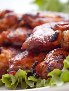 Sweet Thai Chili Chicken Wings
