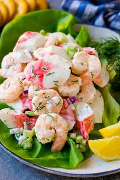 Seafood Salad Recipes without Pasta Inspirational Seafood Salad Recipe Shrimp Salad Recipe Great Salad Recipes, Sea Food Salad Recipes, Shrimp Salad Recipes, Easy Appetizer Recipes, Seafood Recipes, Cooking Recipes, Healthy Recipes, Shrimp Salads, Seafood Appetizers