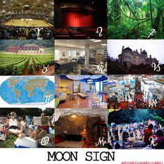 Sun Sign + Rising Sign + Moon Sign