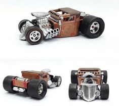 Bone Shaker, Custom Hot Wheels, Car Racer, Drag Cars, Diecast Models, Kustom, Scale Models, Rats, Hot Rods