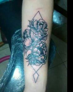 Rosa y geometría