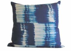 Pillow in Tye Dye different color of course!