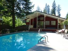 Lake Wenatchee Vacation Rental   VRBO 420460   2 BR North Central Cascades  House In WA, Waterfront Home On Lake Wenatchee | Getaways | Pinterest |  Vacation, ...