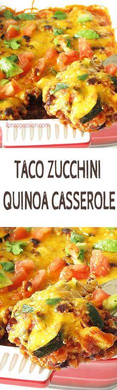 1000+ ideas about Zucchini Quinoa on Pinterest | Quinoa ...