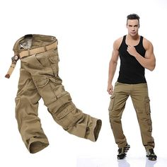 Want' to like a product without buying it, check this one out 2017New Mens Carg... only available on Costbuys http://www.costbuys.com/products/2017new-mens-cargo-pants-army-green-black-big-pockets-decoration-casual-easy-wash-trousers-male-spring-autumn-pants-size-28-46?utm_campaign=social_autopilot&utm_source=pin&utm_medium=pin