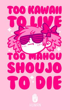 too mahou shoujo