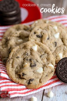 Cookie N Cream Cooki