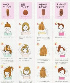 How to Wear a Wig (And Look Like a Model Doing It)   ParfaitDoll.com
