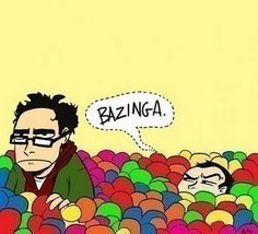 The Big Bang Theory! http://media-cache1.pinterest.com/upload/232005818273235126_qKOJdoz7_f.jpg paperdove things that always cheer me up