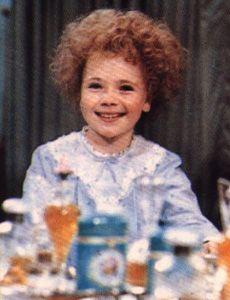 Aileen Quinn star of Annie The Movie 1982