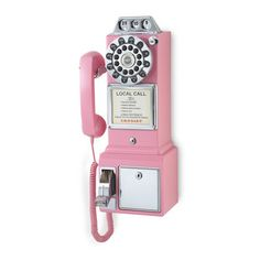 50 S Pay Phone Pink 69 95 Now Featured On Fab Vintage Bar