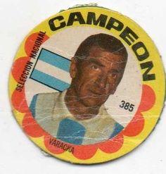 Varacka - Argentina #385  1966