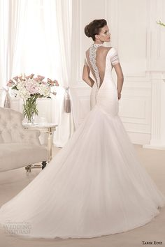 Tarik Ediz 2014 bridal collection
