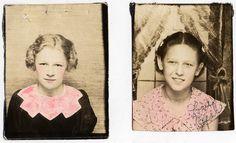 hand tinted photos
