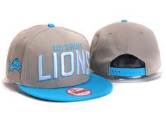NFL Detroit Lions Snapback Hat (6) , for sale  $5.9 - www.hatsmalls.com