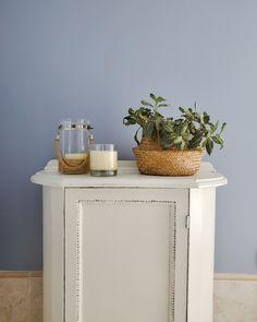 Baño Azul #antesydespués / Vero Palazzo - Home Deco Art Nouveau, Palazzo, Painted Furniture, Nightstand, Table, Inspiration, Dio, Home Decor, Internet
