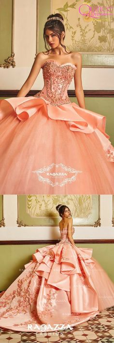 Ragazza Collection QuinceDresses.com #quincelebrations #elegantboutique #quince #morileedress #quincestyle #dresses #centraljersey #fashion #style #outfit #womensstyle #womensfashion #clothes #fashionable #fashionillustration #womenfashion #clothingbrand