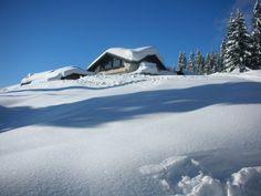 snow paradise MAdonna di campiglio italy dolomites