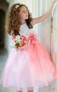 flower girl dress!