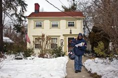 A former oystering port turned bedroom community, Staten Island's Tottenville neighborhood has experienced intense growth in the last couple of decades.