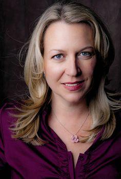 Writer -- and WBUR advice podcaster -- Cheryl Strayed. (Photo Joni Kabana)