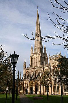 St Mary Redcliffe, Bristol, England