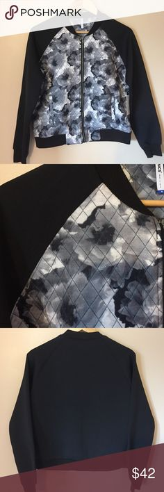 Spotted while shopping on Poshmark: Floral Quilted Bomber Jacket! #poshmark #fashion #shopping #style #trecics #Jackets & Blazers
