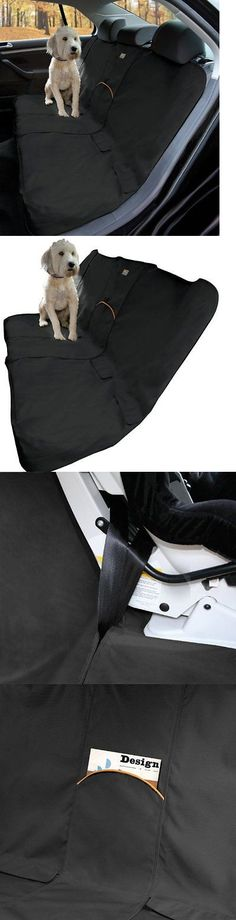 Car Seat Covers 117426: Pet Rear Back Seat Cover, Waterproof Dog Car Protector Suv Bench Mat, Black -> BUY IT NOW ONLY: $41.86 on eBay!