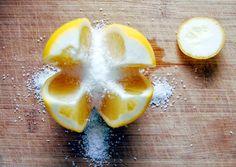 Compota de Limão Siciliano Marroquina - Vai bem com tudo! | Sou Gourmet