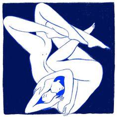 L'envers des corps ↕️ . . . Illustrations, Illustration Art, Art Sketches, Art Drawings, Poster S, Erotic Art, Art Inspo, New Art, Sculpture Art