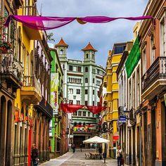Las Palmas de Gran Canaria. Image by @dany2986