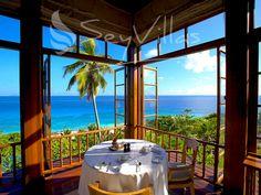 Fregate Island in Seychelles