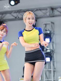 AOA Choa live 'Heart Attack' Comeback