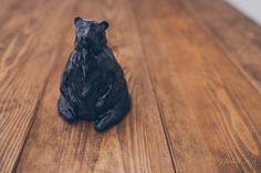 sisustus savityö keramiikka karhu diy valkosavi
