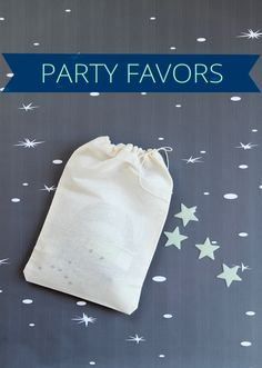 Salty Pineapple: PARTY HOP: STAR GAZING PARTY FAVORS