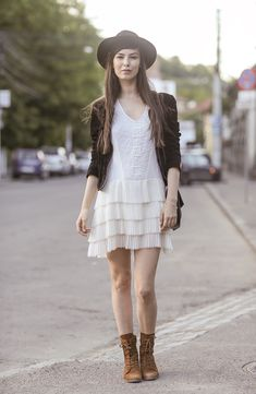 Charming Street Fashion In Cluj Street Style Cluj. Street Fashion Cluj.