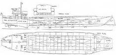 Image result for LCT Mark 1 Landing Craft, Evolution, Floor Plans, Boat, History, Crafts, Navy, Image, Hale Navy