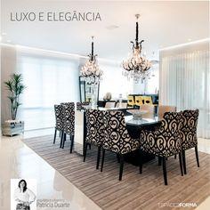 Este belíssimo projeto assinado pela arquiteta e urbanista Patricia Duarte, foi desenvolvido a um jovem casal super moderno. É de tirar o fôlego e atrair olhares. Todos os detalhes bem pensados complementando com o mobiliário da Espaço e Forma, o imóvel ficou incrível bem  colorido, luxuoso, funcional e espaçoso. Um luxo com elegância! #patriciaduarte #espacoeorma #decor #arquitetura #sofisticação #luxoeelegancia #livingbelissimo #inspiraçãoesofisticação…