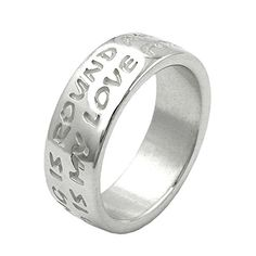 Dreambase Ring, LOVE HAS NO END, Silber 925 Dreambase http://www.amazon.de/dp/B00L59SEG2/?m=A37R2BYHN7XPNV