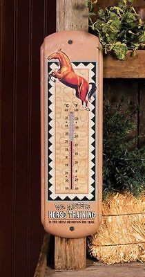 Horse Advertising Thermometer - 31790