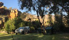 BaliesGat 'n Lekker kamppek naby Ceres Campsite, Mount Rushmore, Zimbabwe, Mountains, Places, Nature, Track, Camping, Runway