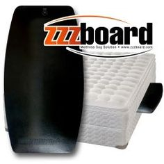 Mattress Saver By Zzzboard Is A Patented Non Toxic High Density Form That
