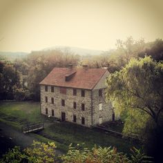 The old tannery in Bethlehem, Pa's Colonial Industrial Quarter www.DiscoverLehighValley.com