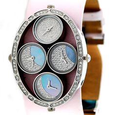 Pippo Diamond Watch