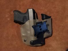 Glock 27 in an Inversion Holster with a Sidecar Mag from WW Tactical Systems.