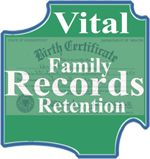 Fill-in the Blanks.  Save and Print these Downloadable Forms.  Vital Family Records Retention Forms. Access to this information immediately after an emergency will greatly assist the reconstruction of your life as it was previously.