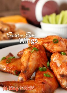 Ultra Low Carb Sweet and Spicy Chicken Wings Recipe Sweet And Spicy Chicken Wings Recipe, Sweet N Spicy, Spicy Wings, Chicken Wing Recipes, Keto Chicken, Ultra Low Carb Recipes, Low Calorie Recipes, Healthy Recipes, Keto Recipes